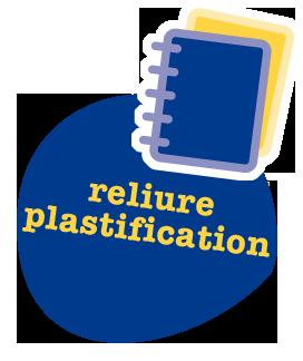 reliure et plastification, agence de communication et de reprographies Copy Com à Villeneuve de Berg en Ardèche